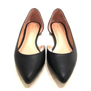 A New Day black flats almost new size 7